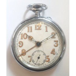 Pocket Watch With Alarm...