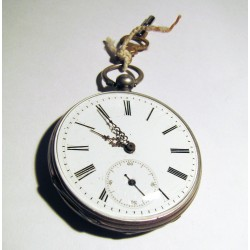 English pocket watch APW-24