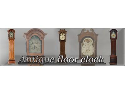 Cтаринные напольные часы