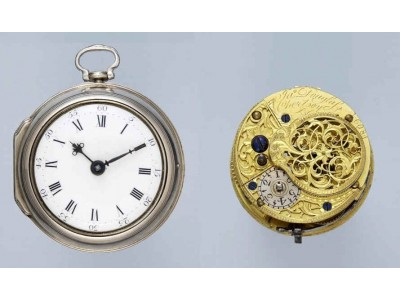 English pocket watch