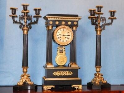 Портальные часы